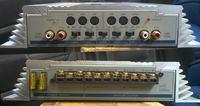 Magnat Rap BULL Clasic 360 - Mostkowanie wzmacniacza ze skrzyni� basow� JBL