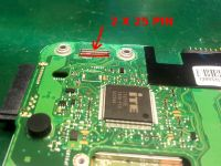 ASUS R556L - Brak dźwięku, złącze.