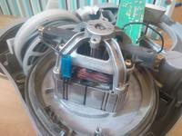 Odkurzacz zelmer - Skokowa praca silnika