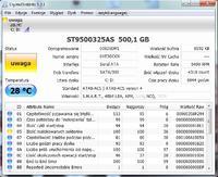 Dysk twardy do ASUS K50IN-SX060