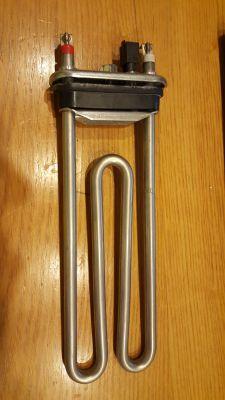 Siemens WM12A261PL/11 - wysuwająca sie grzałka w pralce pod wpływem temperatury