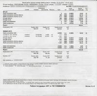 [Rachunki] Rozbieżność w kosztach