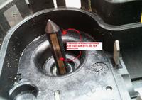 "Corsa B 1.0 12V X10XE - Check engine, pyka ""krokowy"""