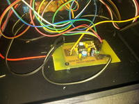 Niskoszumowy mikser stereo czterokanałowy