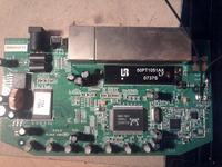 Uszkodzony Układ Zasilania - Router
