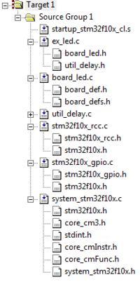 STM32F4-Discovery - jak skompilować kod webserwera? (ograniczenie kodu)
