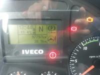 Iveco Trakker 2008 - Co oznacza ta kontrolka?