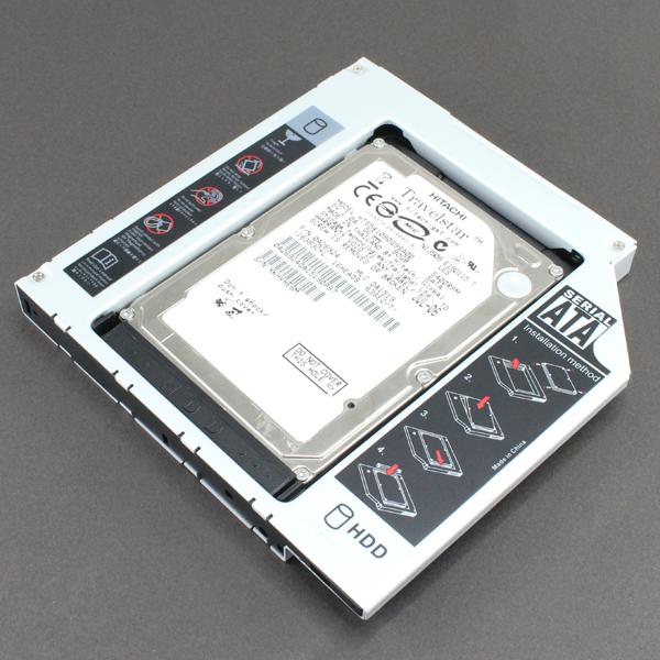 Donya DN-69810 - uniwersalna kiesze� na dysk twardy w miejsce nap�du optycznego