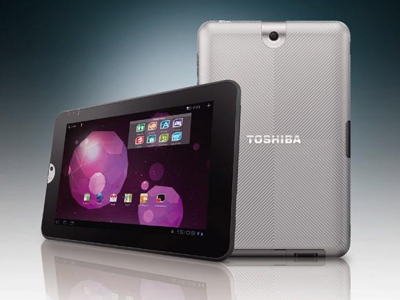 Toshiba Regza AT300 - tablet z Androidem 3.0 Honeycomb