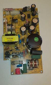 Arka Radom 600 Maszyna do szycia - padła elektronika zasilająca