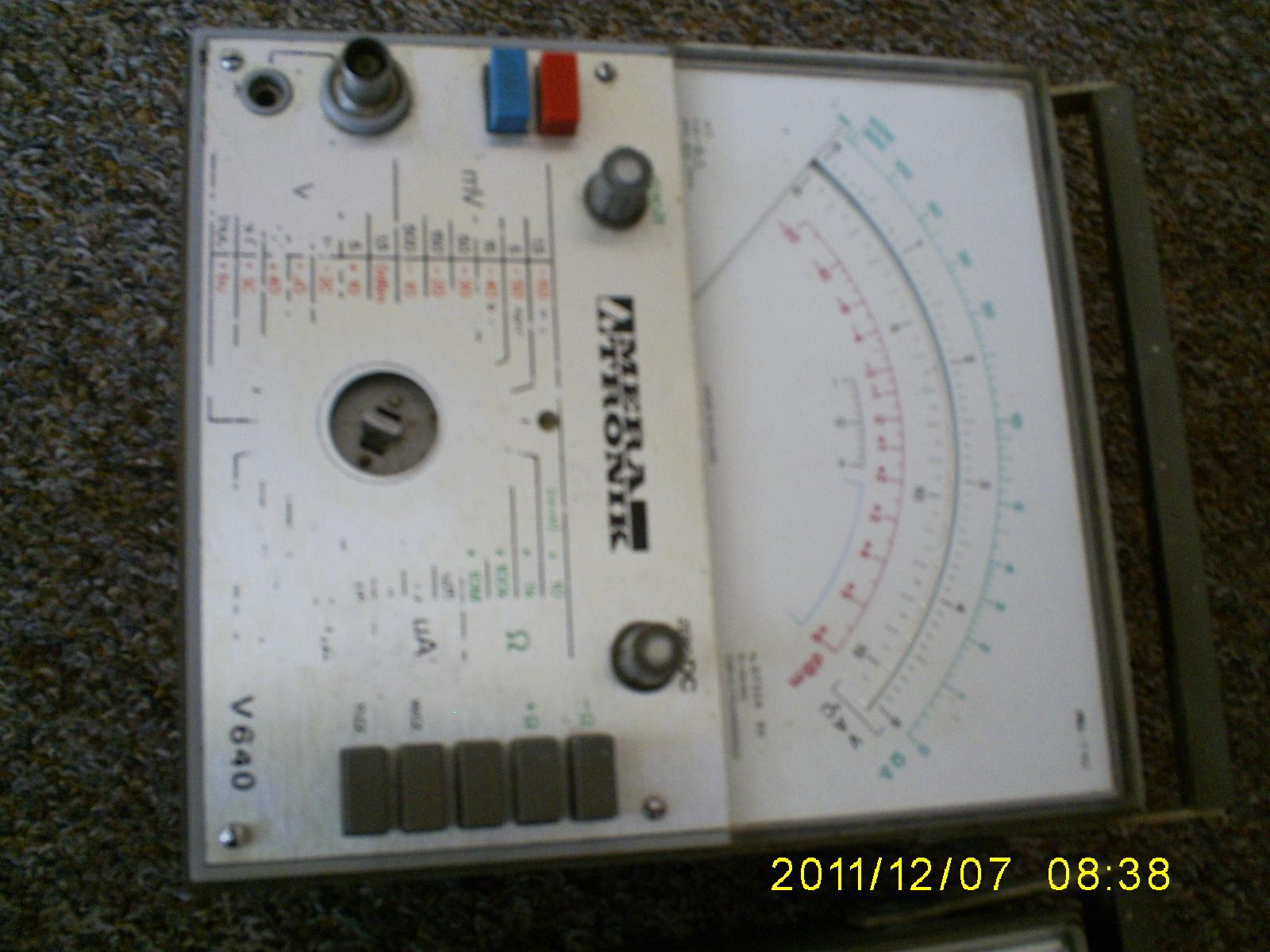 [Sprzedam] Wobulator generator, multimetry, inne
