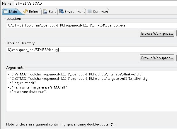 ST-Link v2 nie łączy się w Eclipse - elektroda pl