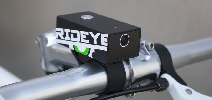Kamera Rideye dedykowana dla rowerzyst�w
