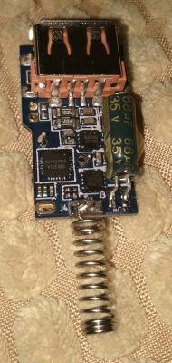 Ładowarka samochodowa podwójna USB 3,1A opis / test