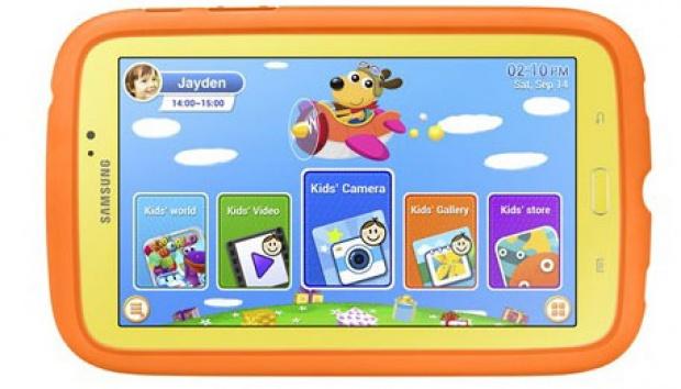 Samsung Galaxy Tab 3 Kids - tablet dla najm�odszych u�ytkownik�w