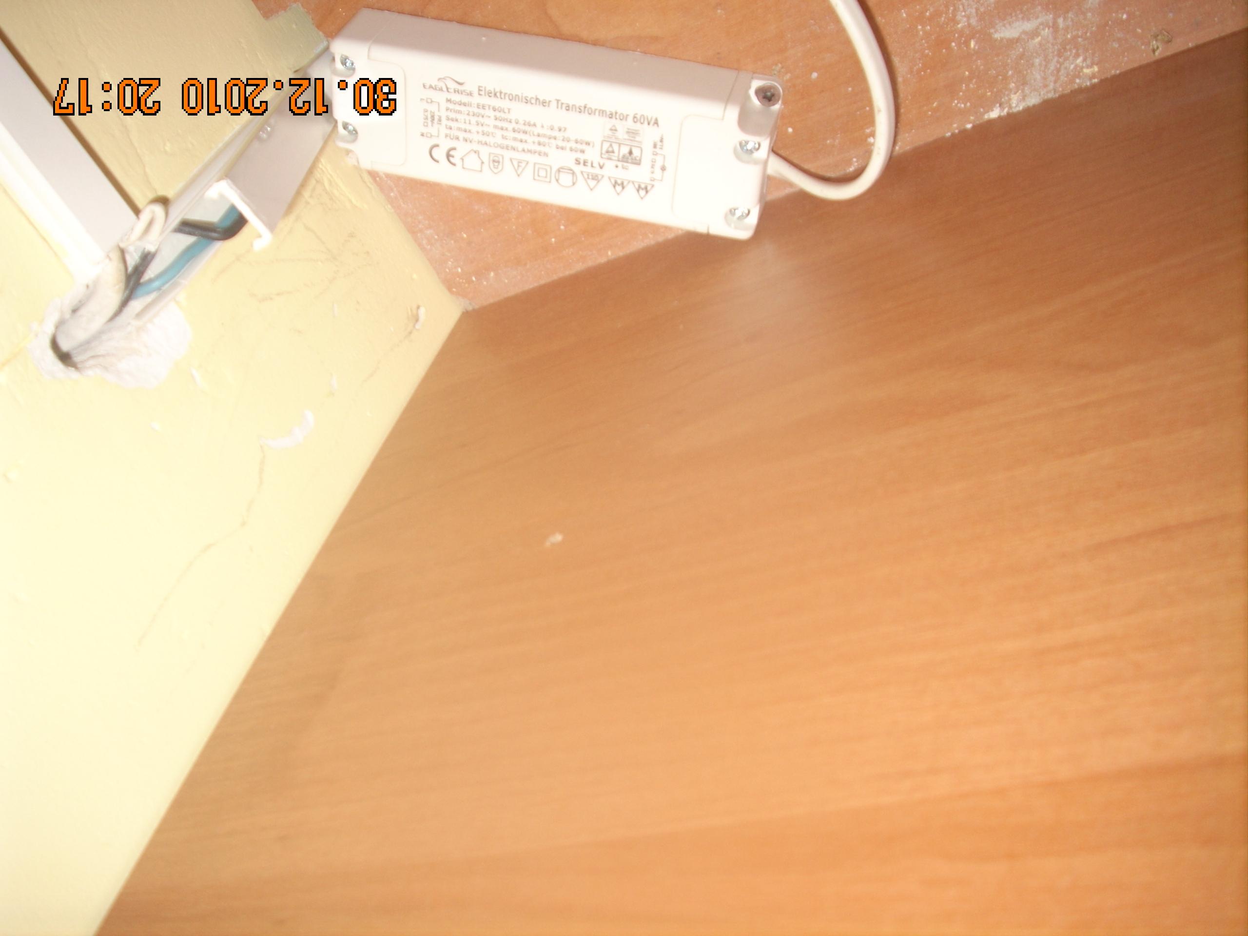 Transformator elektroniczny a o�wietlenie led