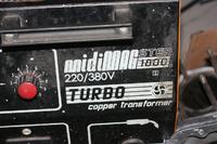 Migomat Bester 1800 turbo podajnik drutu nie reaguje. silnik sprawny