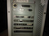 Stary komputer - pod��czenie klawiatury i myszki