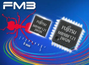 32-pinowy ARM Cortex-M3 od firmy Fujitsu