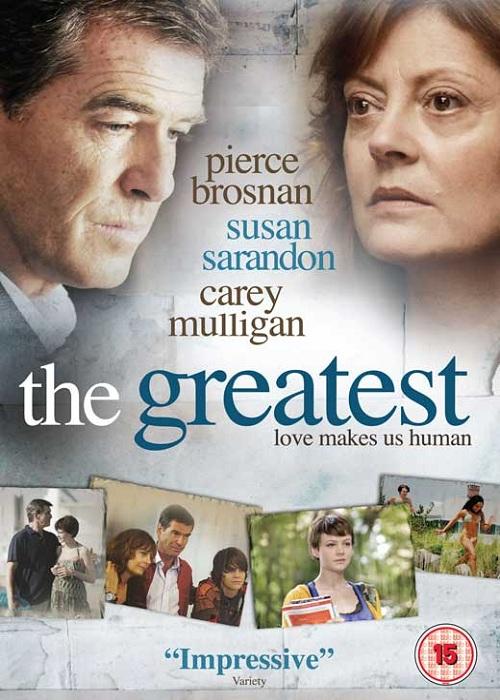 Najlepszy / The Greatest (2009) PL.DVDRip.XViD-G0M0Ri45 / Lektor PL