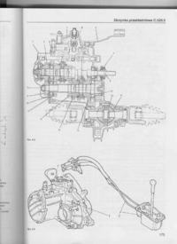 fiat seicentro 900  -  skrzynia bieg�w, brak bieg�w 1 i 3