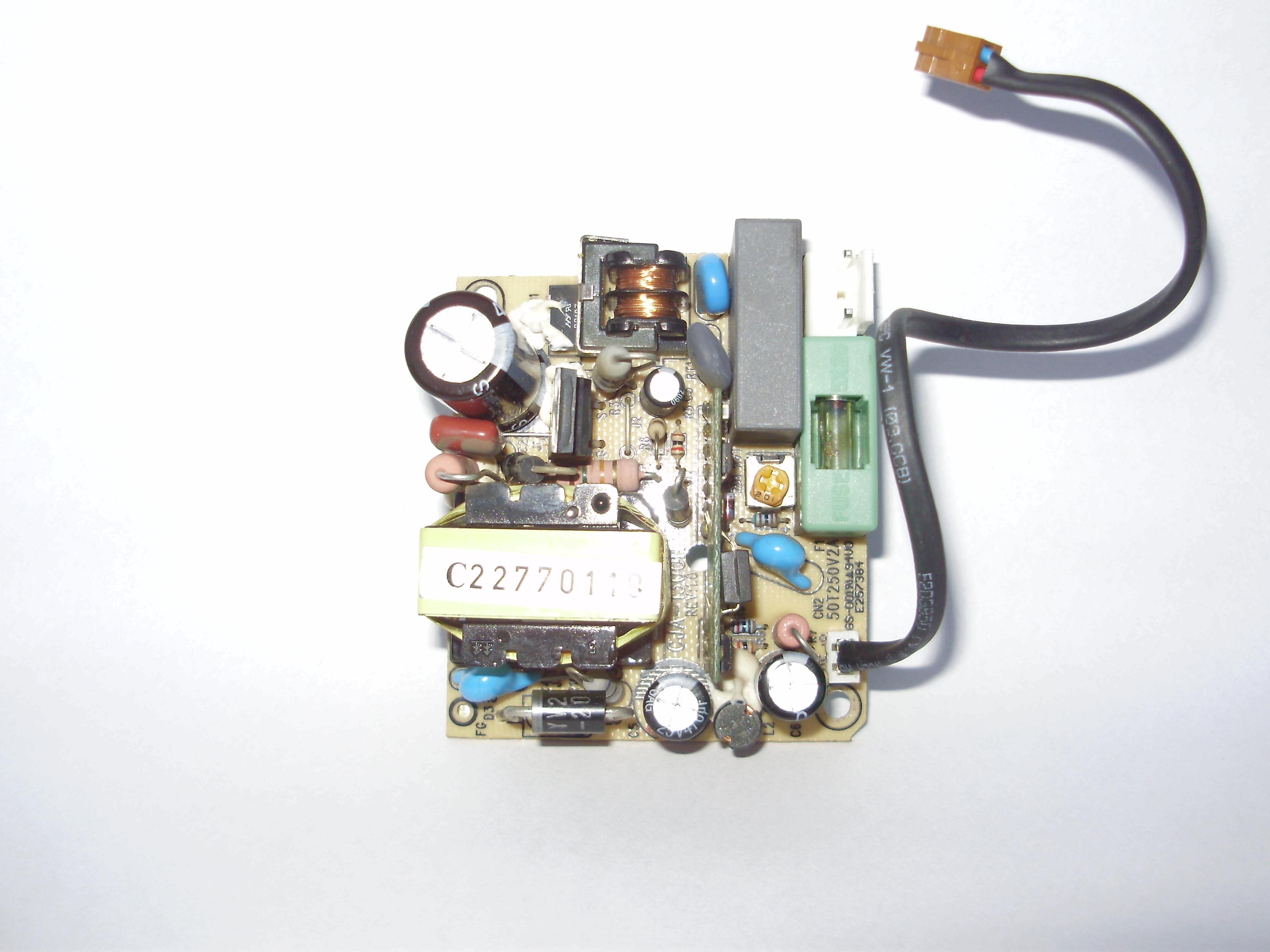 Videodomofon commax dpv 4pe2 uszkodzony w czasie burzy