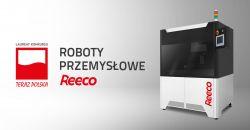 Roboty REECO nagrodzone Godłem TERAZ POLSKA