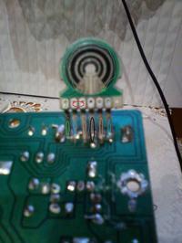 Wymiana potencjometru na inny w wzmacniaczu Denon PMA-250