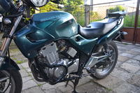 Honda CB500 regulator napi�cia motocykla + dojazd na uszkodzonym regulatorze