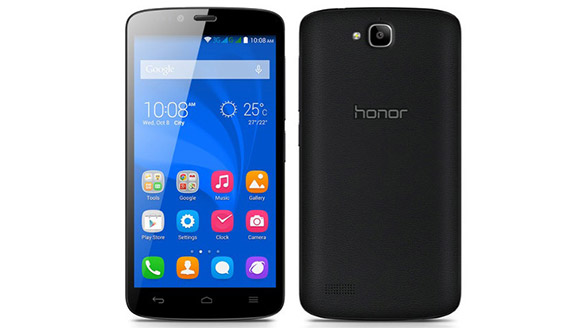 Huawei Honor Holly - 5-calowy smartfon z chipsetem MT6582 za 400PLN.