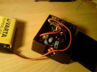 Tranzystorowy wzmacniacz słuchawkowy