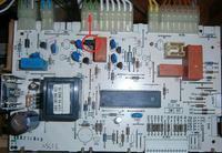 Zmywarka Siemens SE59490EU/12 - Nie działa sterowanie rozdziałem wody góra/dół