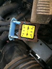 Opel Vivaro 2,5DTI 2004r - nie odpala