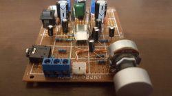 Equalizer Pasywny Projekt i wykonanie płytki PCB