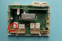 Pralka Indesit WIN122 przestała reagować na przycisk sieciowy.
