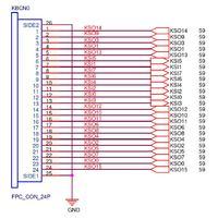Asus F3SG - klawiatura - nie działają niektóre klawisze.
