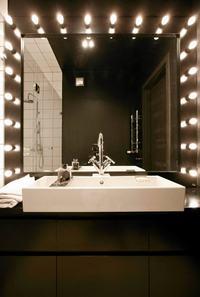 Projekt lusterka podświetlanego LED