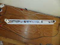Elektroniczny zapłonnik do świetlówek (układ RC + triak)