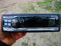 [Sprzedam] Radio Alpine CDA-9853r + iPod adapter KCA-420i