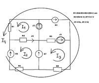 Metoda pr�d�w oczkowych / Metoda napi�� w�z�owych Zadanie