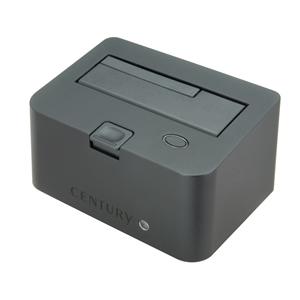 Century CROSU2TV -stacja dokuj�ca dla dysk�w twardych i odtwarzacz multimedialny