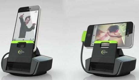 Swivl Motion - ruchomy dok dla smartfona z funkcj� �ledzenia ruchu