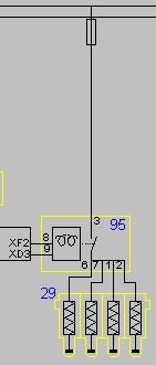 Clio 1.5dci 2001r. - Sprawdzenie przekaźnika świec
