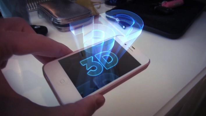 Wy�wietlacze holograficzne wkr�tce w naszych smartfonach?
