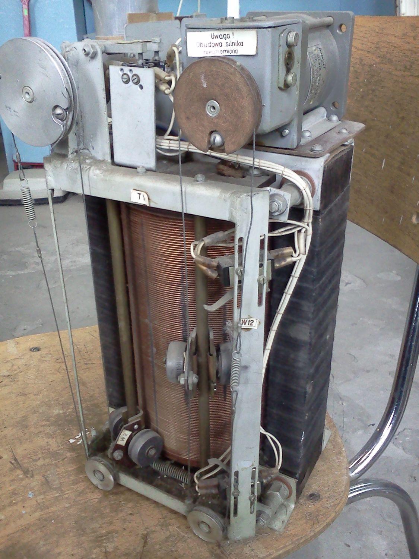 [Sprzedam] autotransformator transformator stabilizator du�ej mocy rdze�