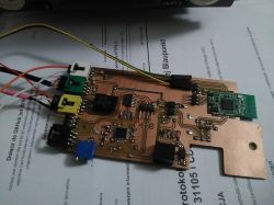 VAGcdcFaker - emulator zmieniarki z interfejsem Bluetooth