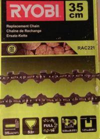 Pilarka łańcuchowa Ningbo YAT Electrical Apliance. Zamienny łańcuch RYOBI.
