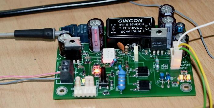�wiat�owodowy sterownik bramek tranzystor�w IGBT HCPL316j