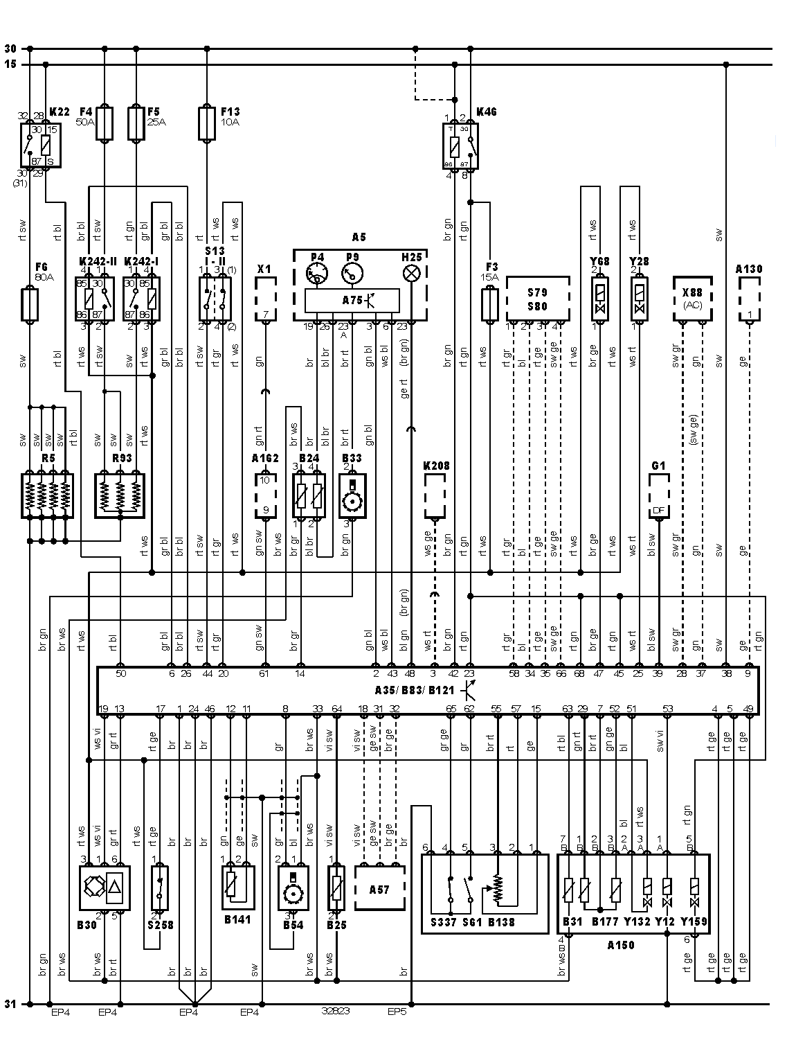 2011 ford fusion wiring diagrams  ford  wiring diagram images