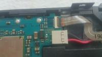 SONY PSP 1004 STREET - przepalony bezpiecznik